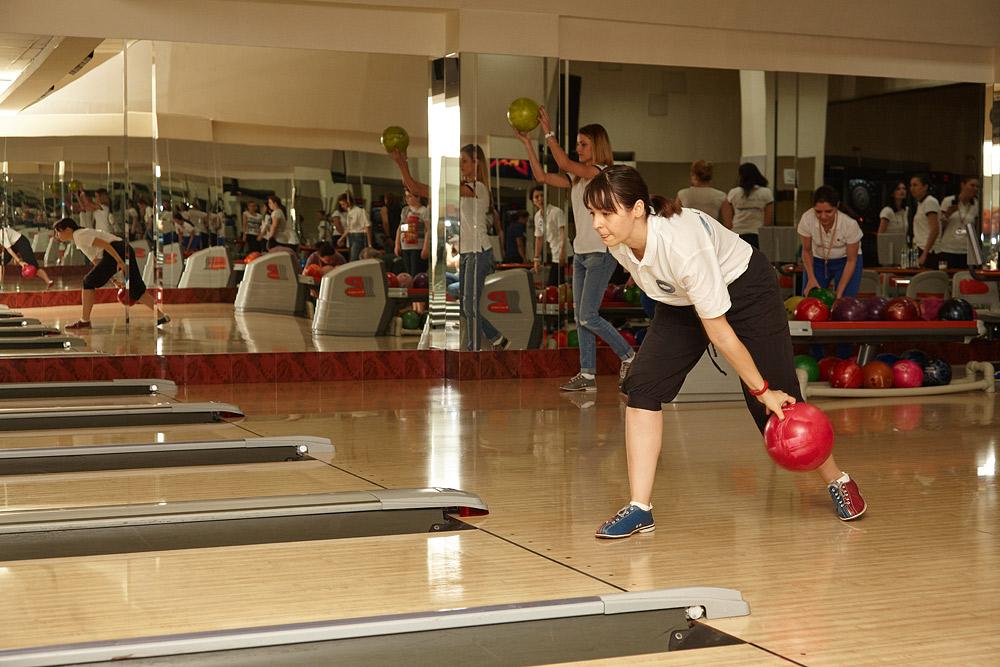 intrecerea de bowling