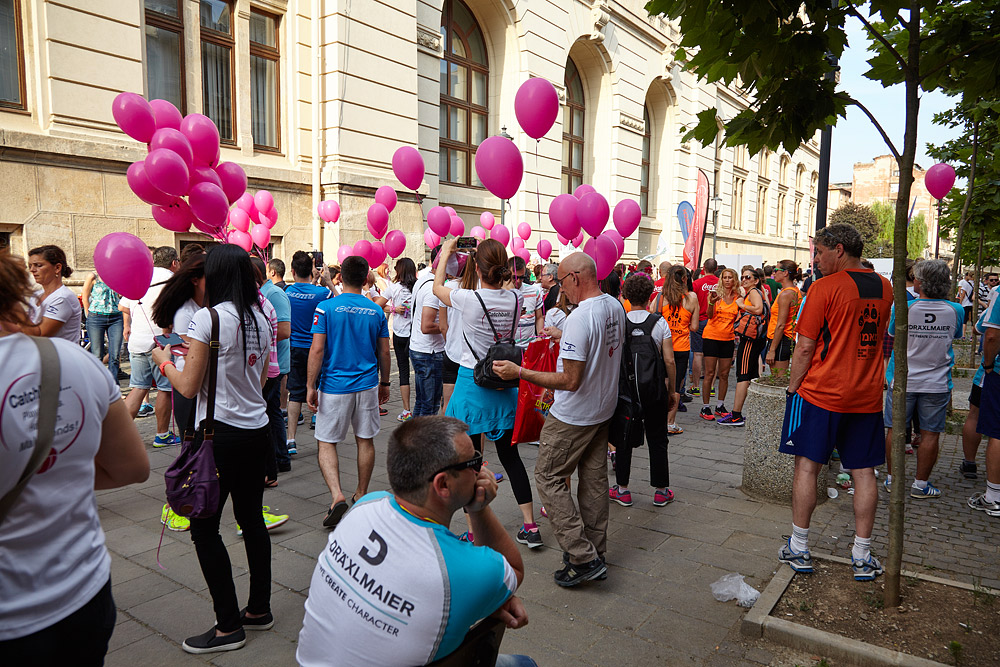 parada Corporate Games Bucuresti 2015