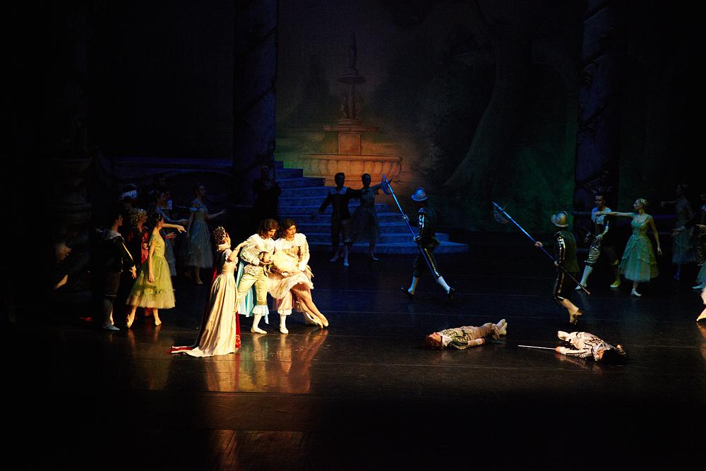balet la opera