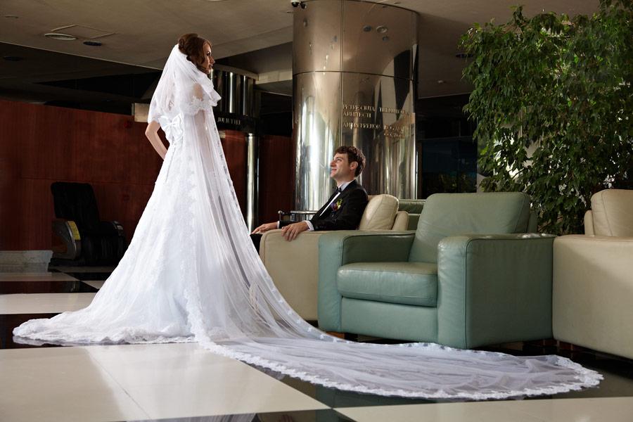 mireasa rochie ampla