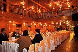 nunta in restaurant